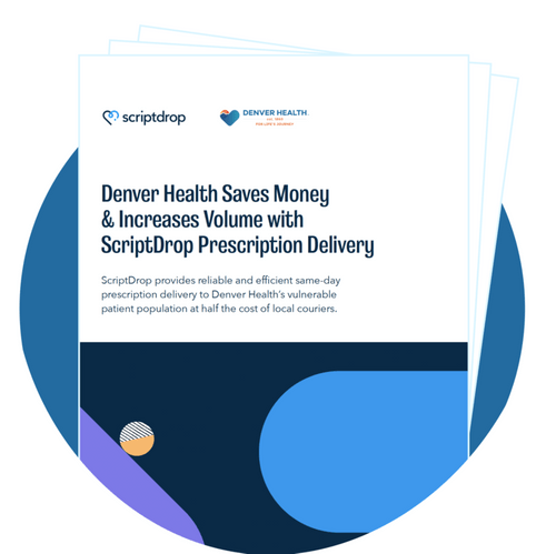 In this case study, we demonstrate how the partnership between ScriptDrop and Denver Health and Hospital Authority has boosted prescription delivery volume, slashed administrative costs, and reduced obstacles to prescription adherence.